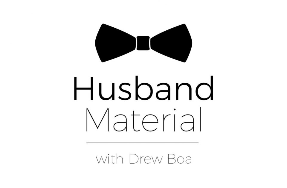 Husband Material Logo Animation